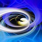 Twirl I Left by Adrian Harvey