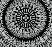 Tut Mandala #2 Sticker