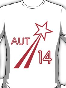 AUSTRIA STAR T-Shirt