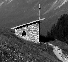 Alpine Chapel by artisandelimage