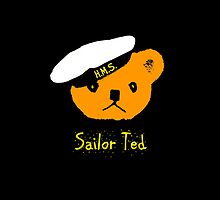 Iphone Case - Sailor Ted 6 by Mark Podger