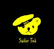 Iphone Case - Sailor Ted 8 by Mark Podger