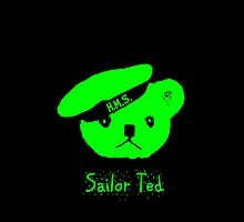 Iphone Case - Sailor Ted 10 by Mark Podger