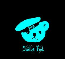 Iphone Case - Sailor Ted 11 by Mark Podger