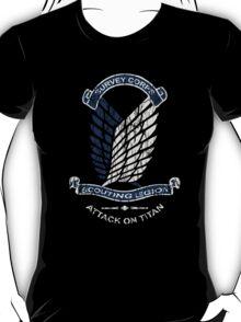 Emblem Grunge  T-Shirt
