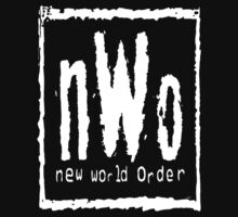 WWE NWO WCW wrestling by HWFLOSS