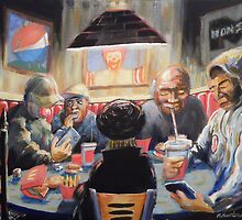 The Placebo Eaters by Matthew Scotland
