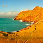 Second Valley, Fleurieu Peninsula, South Australia by Michael Boniwell