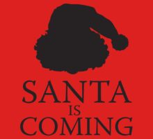 Santa Is Coming by BrightDesign
