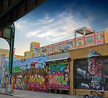 5-Pointz by Ryan Mingin
