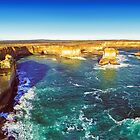 Razorback Twelve Apostles by hangingpixels