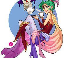 Teatime! by heyitsJaKi