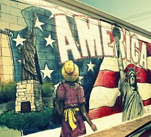 AMERICA by coffeebean