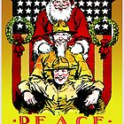 Peace - Your Christmas Gift  by mindprintz