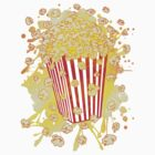 POPCORN_PARTY by auraclover