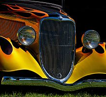 1934 Ford 'By a Nose' by DaveKoontz