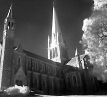 Cathedral IR by GS-Imagery