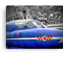 Diamonds Arn`t Forever - Elvington 2012 Canvas Print