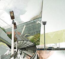 Skate my city by Jordi Costa