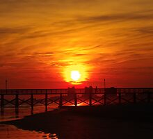 Cherry Grove Sunset by jazyjuel