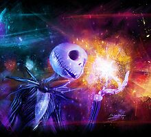 Jack Skellington. by Emiliano Morciano