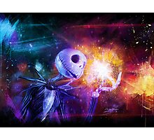 Jack Skellington. Photographic Print
