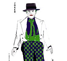 The Joker by Nornberg77