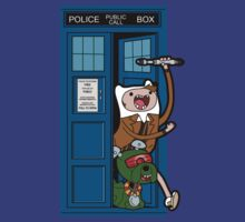 Adventure Time Lord Generation 10 - TARDIS by TopNotchy