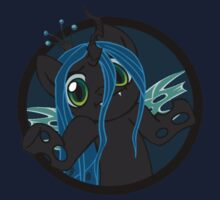 Chrysalis - Queen of Changelings by Von-Grimm
