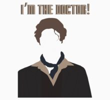 I'm The Doctor! - Paul McGann - Doctor Who by Oh-That-Guy-