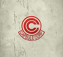 Capsule Corp. by Songo