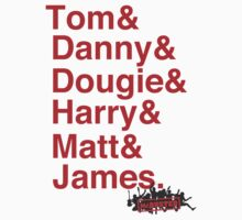 McBusted Members T shirt by worshipXtribute