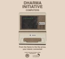 Vintage Dharma Initiative by lauraporah
