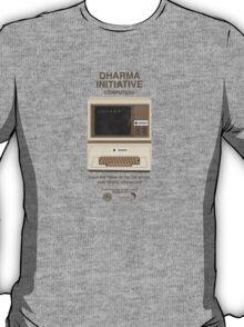 Vintage Dharma Initiative T-Shirt