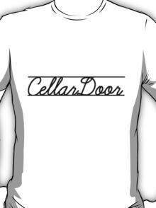 """Donnie Darko """"Cellar Door"""" T-Shirt"""