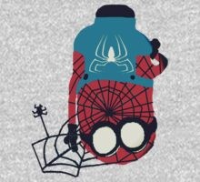 minion spiderman by DaliWa