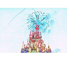 Disney Photographic Print