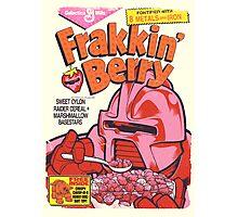 FRAKKIN' BERRY Photographic Print