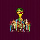 The Fight For FIFA World Cup Brazil 2014 #4 by V-Art