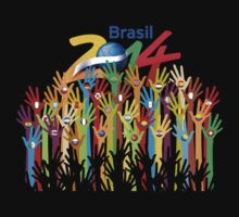 The Fight For FIFA World Cup Brazil 2014 [Brasil 2014] by V-Art