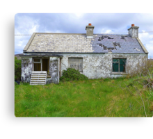 Possible Retirement Home For Bewildered Bubblers Canvas Print