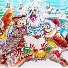 Owl Lang Syne by Seth  Weaver