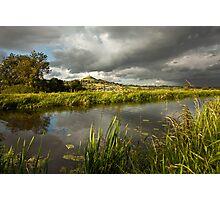 Glastonbury Tor Photographic Print
