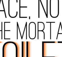 The Mortal Instruments - Mortal Cup #2 (Colour) Sticker