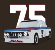 BMW 2002 Tii 75 by beukenoot666