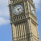 Big Ben - London by JRHRphotography