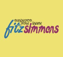 Fitz Simmons (black) by mikeonmic