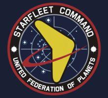 Starfleet Command by Del Parrish