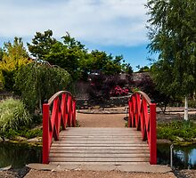 Red Bridge by CarleyBeth