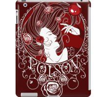 Poison - Blood Rose Full Illustration iPad Case/Skin